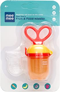 Mee Mee Fruit and Food Nibbler (Orange)