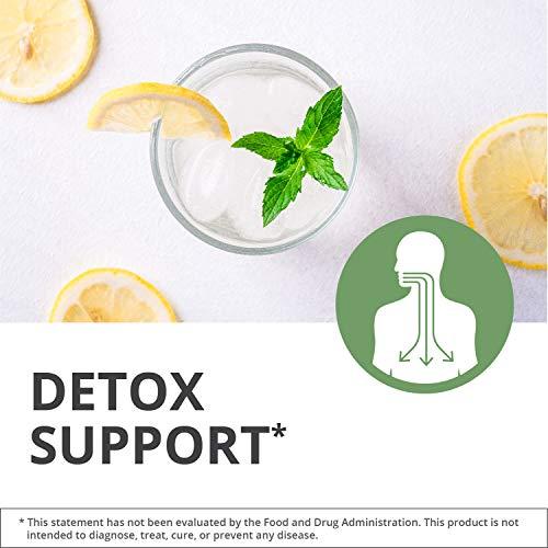 NutraMedix Cowden Support Program Month 7-13 Piece Herbal Detox Protocol Including Banderol, Burbur-Pinella, Parsley, Samento Cat's Claw Tincture, Serrapeptase, Magnesium & More 1