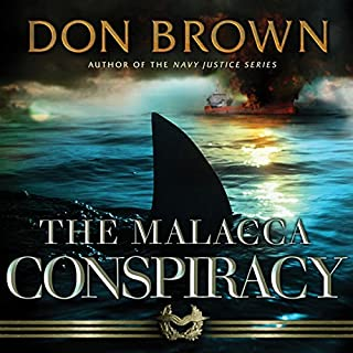 The Malacca Conspiracy audiobook cover art
