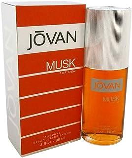 Musk by Jovan for Men - Eau de Cologne, 88ml