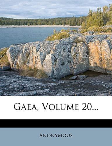 Gaea, zwanzigster Band (German Edition) ~ TOP Books