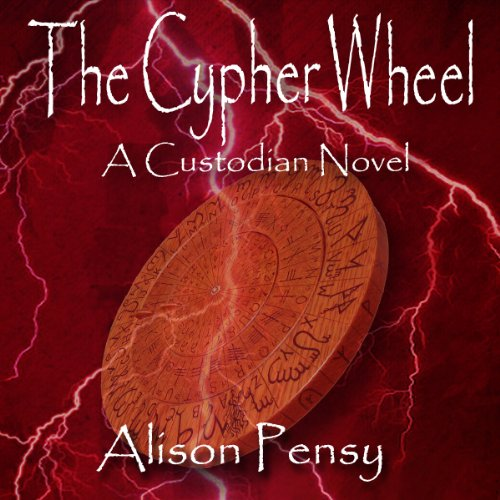 The Cypher Wheel audiobook cover art