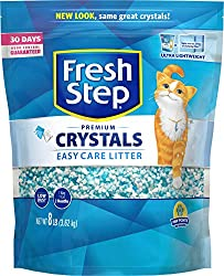 Fresh Step Crystals Scented Premium Cat Litter