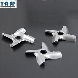 3Pc Blade Mincer Knife MS-0926063 HV2 HV3 HV4 HV6 Moulinex Meat Grinder Parts #5 ;TM79F-32M UGBA476160