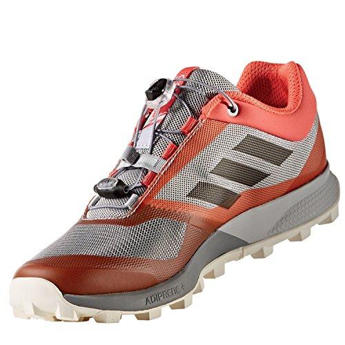 adidas Terrex Trailmaker W, Chaussures de Randonnée Basses Femme, Gris (Gritre Negbas Corsen), 38 EU