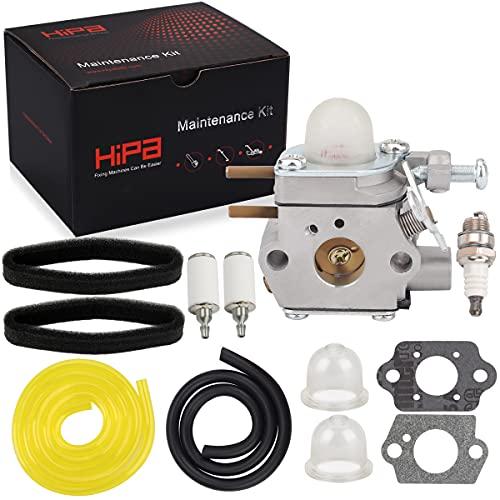 753-06190 Carburetor Air Filter for Troy Bilt TB22 TB22EC TB32EC Bolens BL110 BL160 Murray M2500 M2510 M2550 H2500 Remington RM2510 RM2520 RM2560 RM2570 Cub Cad CC212 CS202 Trimmer WT973