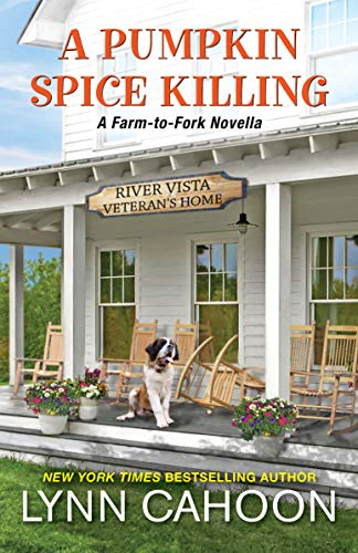 A Pumpkin Spice Killing (A Farm-to-Fork Mystery) by [Lynn Cahoon]