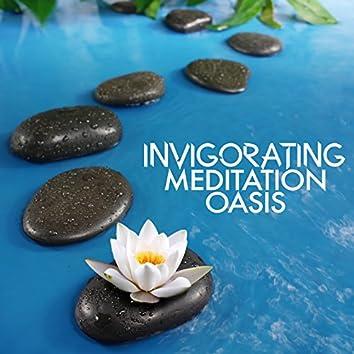Invigorating Meditation Oasis