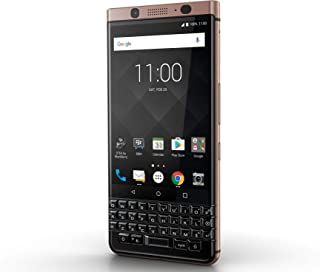 BlackBerry Keyone Bronze Edition Dual SIM - 64GB, 4GB RAM, 4G LTE, Bronze