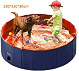 Fuloon Outdoor Dog Bathing Tub
