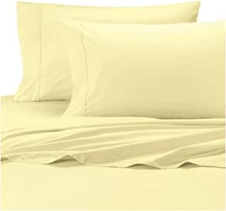 Twin XL Extra Long Sheets: Pastel Yellow, 1800 Thread Count Egyptian Bed Sheets, Deep Pocket. Reg $129.95. Sale $39.95. Twin Extra Long Size Sheet Sets.