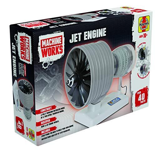 Wind MWHJ01 Machine Works Jet Engine, Multi