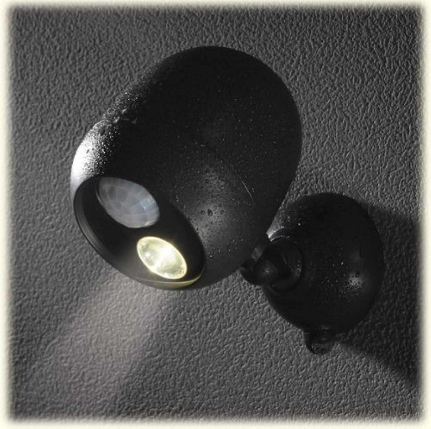 粒させる増幅器電池式LEDセンサーライト(屋外?屋内)MCHP-LSP