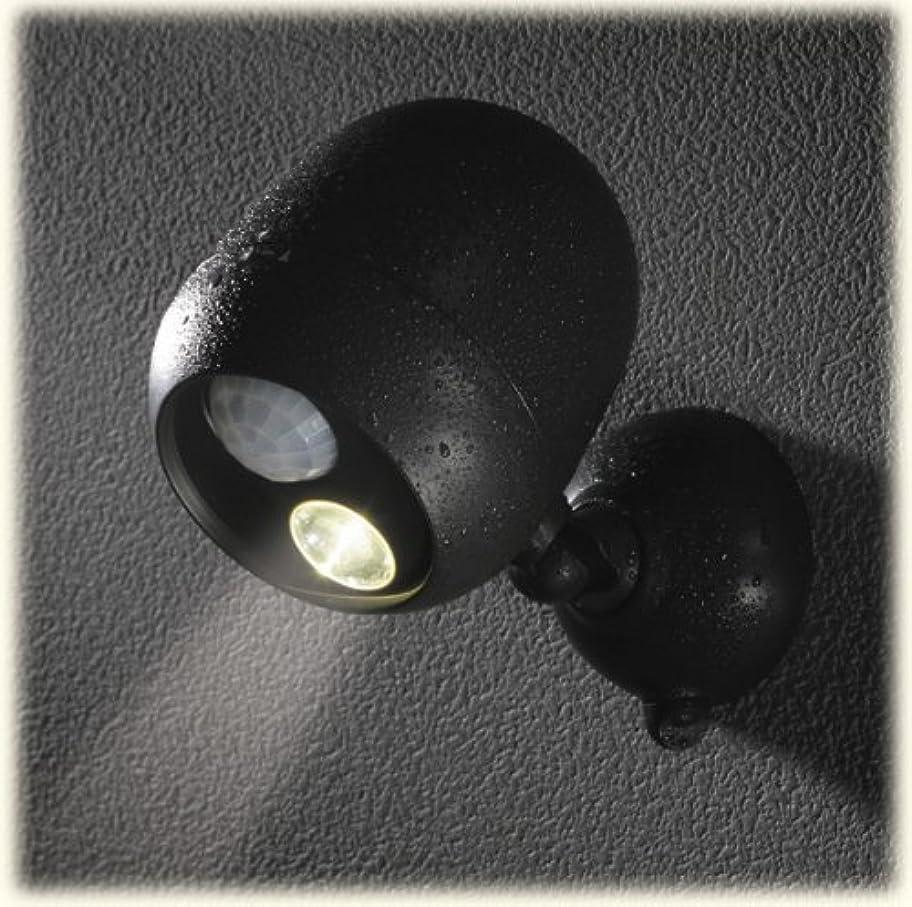 投資する推定する作曲家電池式LEDセンサーライト(屋外?屋内)MCHP-LSP