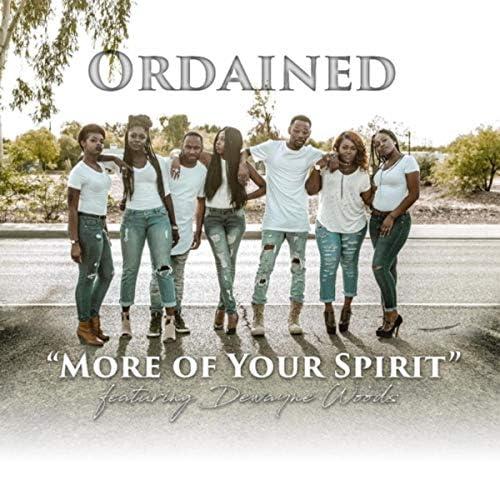 Ordained feat. DeWayne Woods