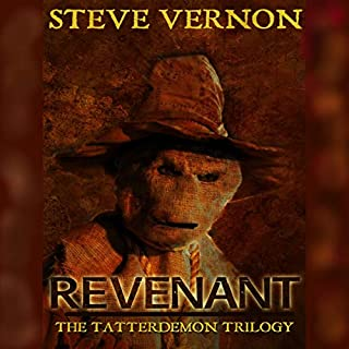 Revenant: Book one of the Tatterdemon Trilogy audiobook cover art