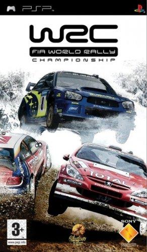 Sony World Rally Championship, PSP