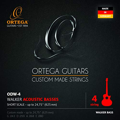 Ortega Guitars ODW-4 Akustikbass
