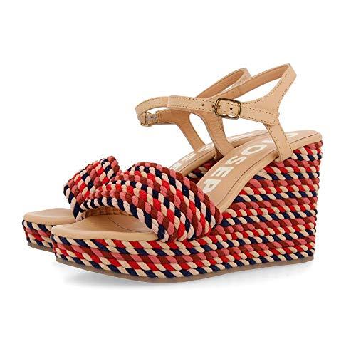 GIOSEPPO Borba, Zapatos de tacón con Punta Abierta para Mujer