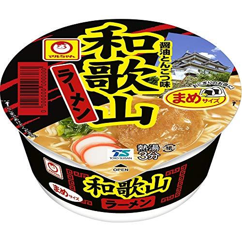マルちゃん ミニ和歌山ラーメン 37g×12個