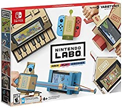 Best nintendo cardboard game Reviews