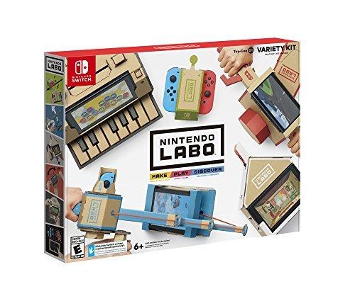 Nintendo Labo: Variety Kit for Nintendo Switch