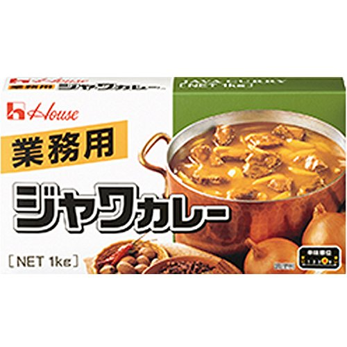 ジャワカレー 1kg /ハウス(2箱)
