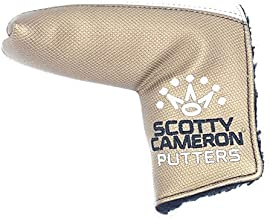 Scotty Cameron & Crown Putter Head Cover Newport 2 2016