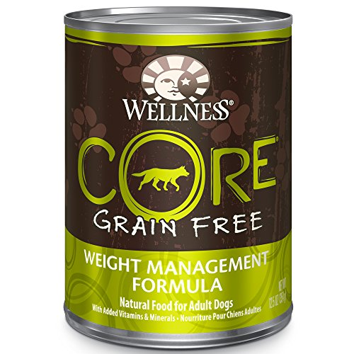 Wellness CORE Natural Wet Grain Free Canned Weight Management Dog Food