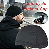 Alecony Fahrrad Mütze Bike Cap Helm Unterziehmütze Radfahren Sports Skull