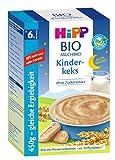 Hipp Gute-Nacht-Brei Kinderkeks ab dem 6. Monat, 450g, 450g -