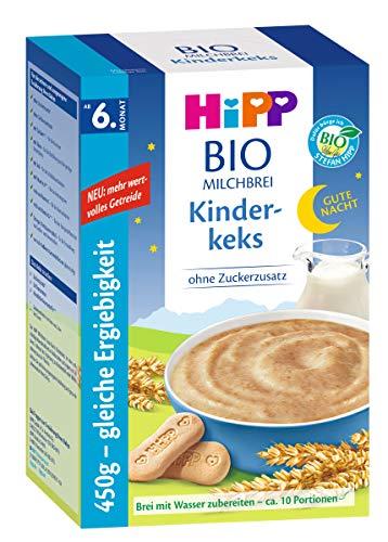 Hipp enfants Muesli 2 x 200g Pack 2er