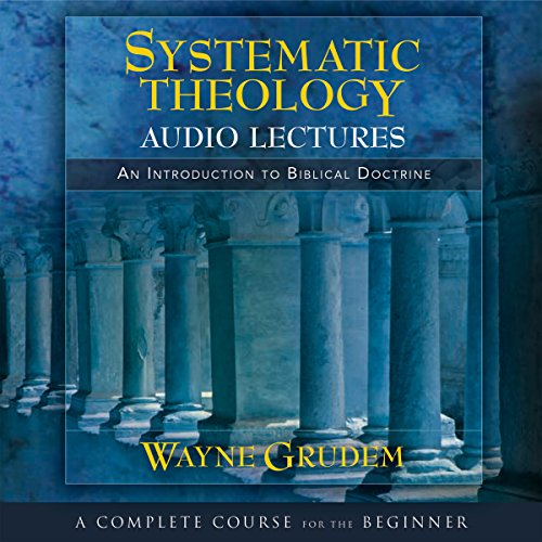 Systematic Theology audiobook cover art