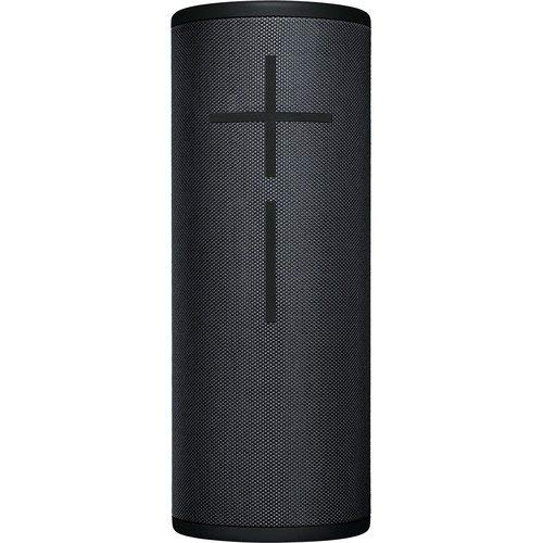 Ultimate Ears MEGABOOM 3 Portable Waterproof Bluetooth Speaker - Black (Renewed)