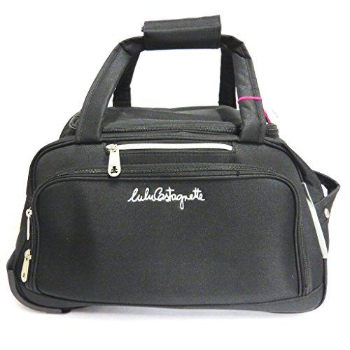 Bolsa de viaje trolley 'Lulu Castagnette'negro (50 cm).
