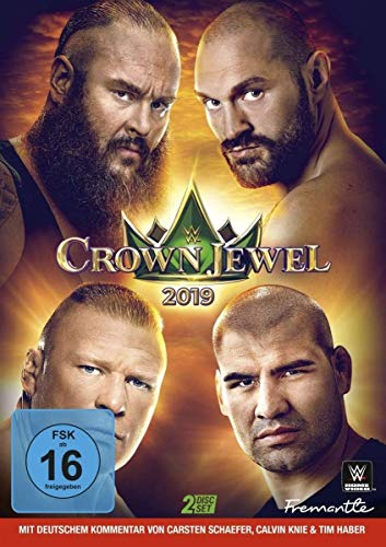 WWE - Crown Jewel 2019 [2 DVDs]