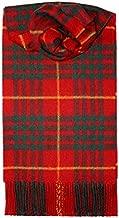 I LUV LTD Cameron Clan Tartan Scarf Modern Lambswool