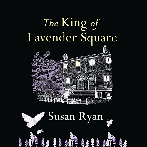 The King of Lavender Square audiobook cover art