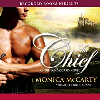 The Chief audiobook cover art