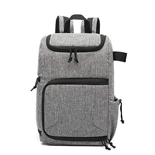 Andoer Multifunktionale wasserdichte Kamera Rucksack große Kapazität tragbare Reise-Kameratasche
