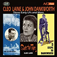 Three Early LP's & More (Shes The Tops / Journey Into Jazz / 5 Steps To Dankworth) by Cleo Laine (2008-03-30)