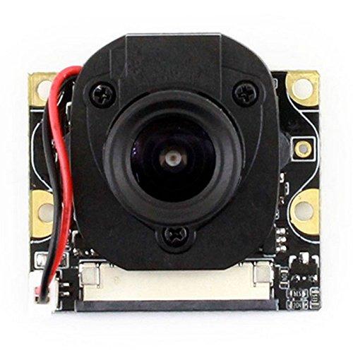 RPi IR-CUT-camera, beter beeld in zowel dag als nacht