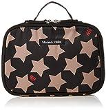 Han'nafura (Hanna Hula) bolsa de pañales (multi-bolsa) negro estrella de rock
