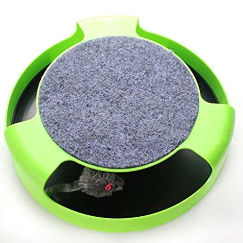 Rekkles Ratones del Juguete del Gato de Mascota Producto coger el Movimiento del ratón Gato de Juguete Juguetes reemplazo para Mascotas