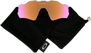 Original Radar EV Path OO9208 Replacement Lenses For Men For Women+BUNDLE with Oakley Microfiber Cloth Bag