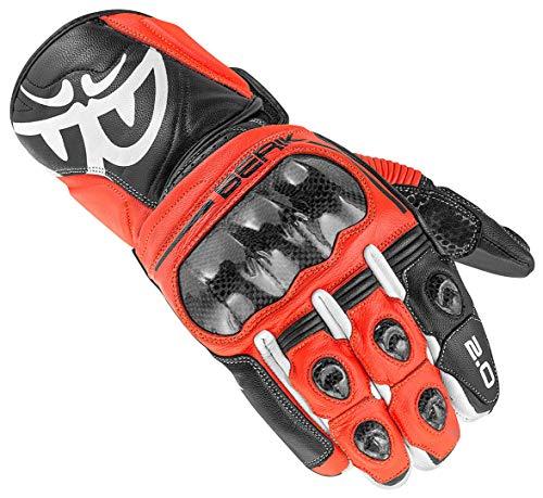 Berik 2.0 ST Guanti moto Red/Black
