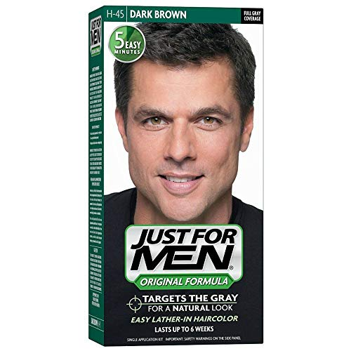 Just For Men Original Formula Men's Hair Color,...