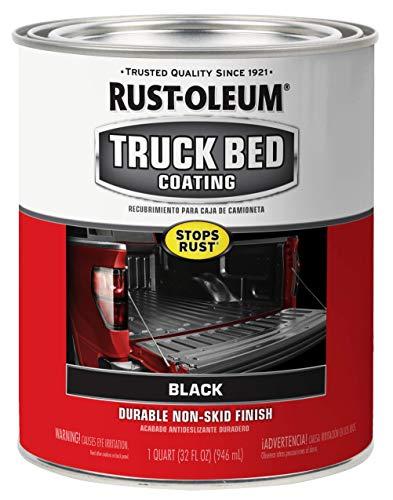 Rust-Oleum 342668 Truck Bed Coating, Black