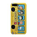 [iPhone 7 Plus/iPhone 8 Plus Case] Kubrick Peanuts...