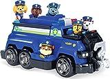 Paw Patrol - 6052956 - Jeu enfant - Police Cruiser de Chase Total Team Rescues - La Pat' Patrouille